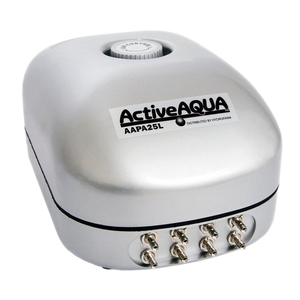 Active Aqua Air Pump 8 Outlet