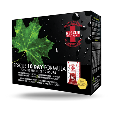 Rescue 10-Day Detox Kit