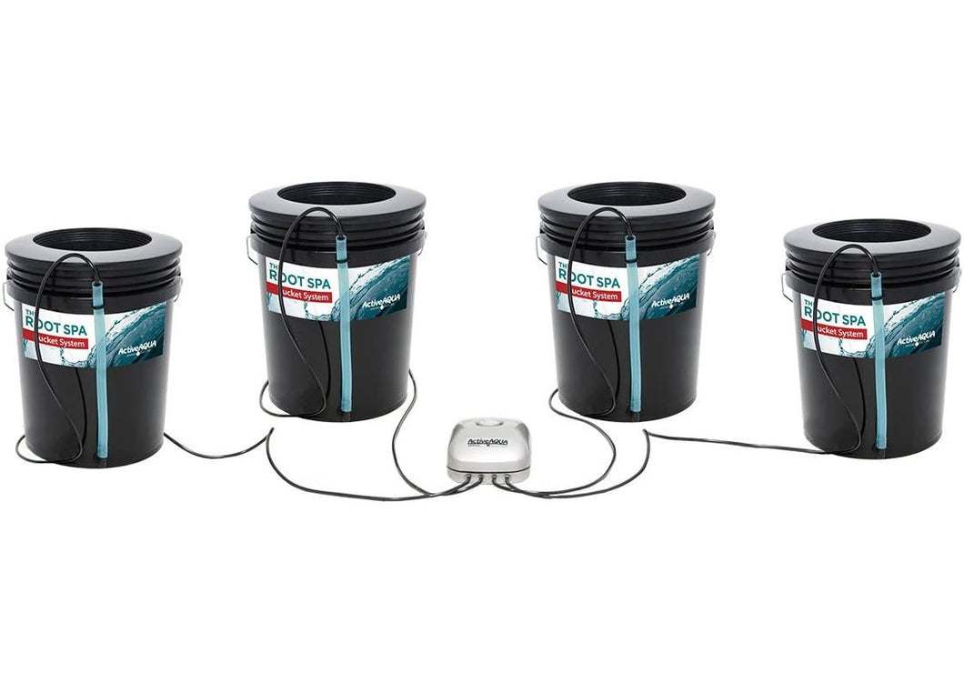Root Spa 5gal Bucket System (4 Bucket Kit)