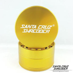 Santa Cruz 4-Piece Shredder-2.75""