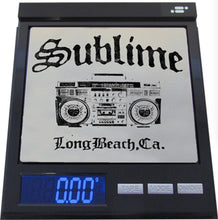 Sublime CD Scale