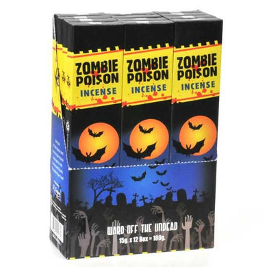 Zombie Poison Incense