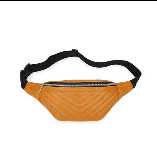 Yellow Vibes| Women's Fanny Pack