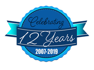 Celebrating 12 Years in the Water Business!