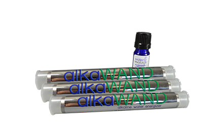 alkaWAND™ 3-Pk with 1 pH Drop