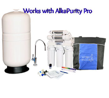 AlkaPurity™ PRO Replacement Cartridge Set