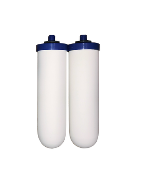2 Ceramic Cartridges (sold as a set) for the Water-Revolution ReadyPur UPPER Chamber