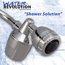 Shower Solution™ Massaging Shower Head or Headless Shower Filter Replacement Cartridge (for units sold in 2010 and 2011)