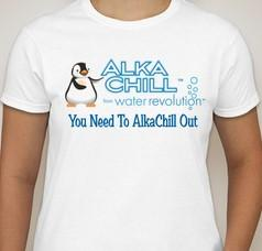 "T-Shirt, Adult ""AlkaChill Out"""