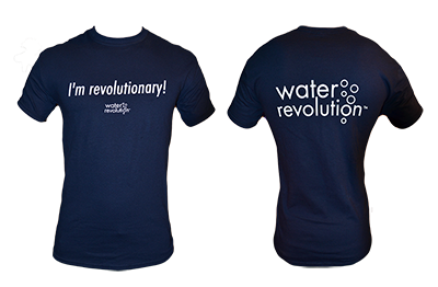 "T-Shirt, Adult ""I'm Revolutionary"""