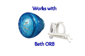Shower Solution™ Bath ORB™ Replacement Cartridge