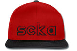 Scka – Red n' Black Original Snapback - Scka Weapons