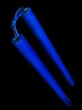 Scka Flame Series - The Not Chakus (Blue) - Not-Chakus - Scka Weapons - Scka Weapons - Scka Weapons