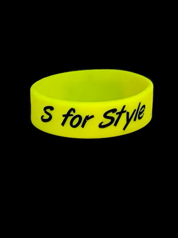 Scka Style Wristbands - Yellow - Scka Weapons