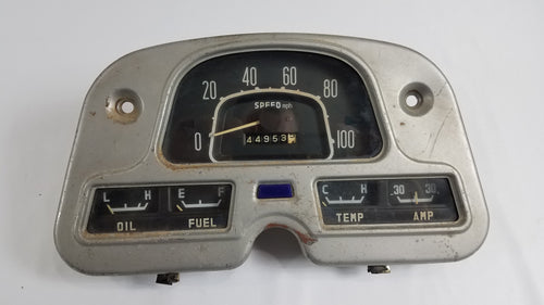 Used Fj40 Instrument/ Gauge Cluster 73-79