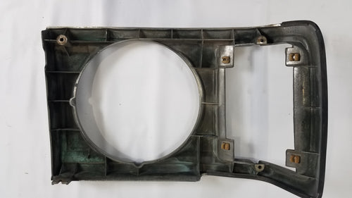 Used Fj60 Driver side Headlight Door/ Bezel 80-87