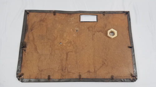 Used Fj40 Front Door Interior Panel Right side 75-84