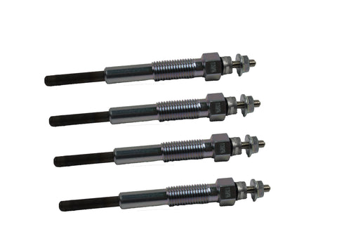 NGK 3B Diesel Glow Plug - Set of 4 - BJ 1980-1988