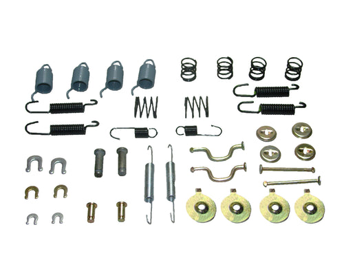 Parking Brake Hardware Kit FJ80 1992-2007
