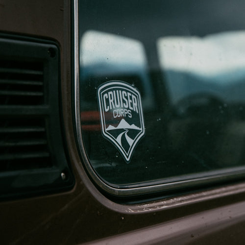 Decal - Cruiser Corps Logo