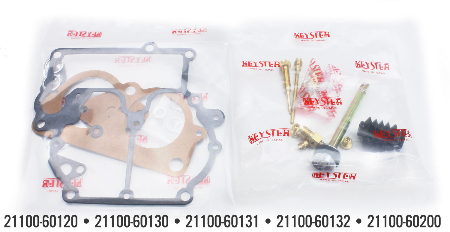 TOYOTA FJ40 LAND CRUISER CARBURETOR REPAIR REBUILD KIT 1976-1980