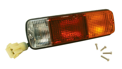 Tail Light Assembly - Passenger / Right Side - OEM - FJ40, FJ45, BJ 1976-1979