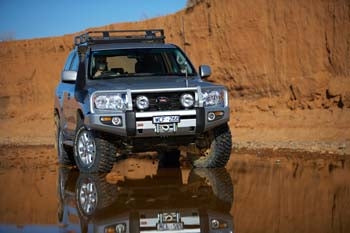 ARB Bumper - Winch - 2008 - 2011 - 200 Series