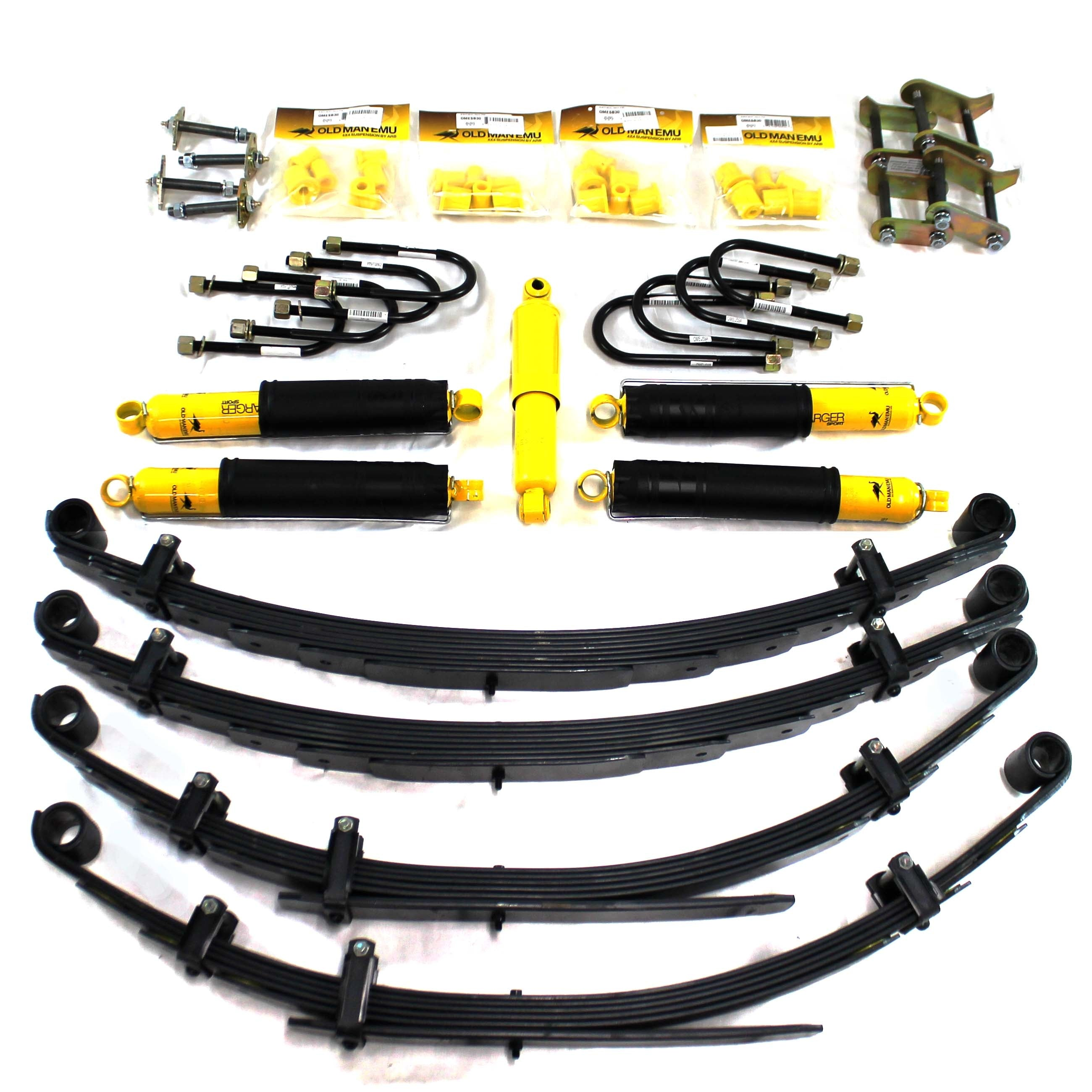 Arb Ome Fj40 Lift Kit 2 Light Load W Shackle And Pins Wiring Harness Lighting