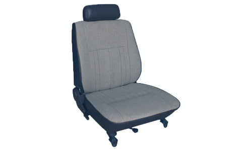 Grey Seat Covers / Front FJ60, FJ62 1980-1990
