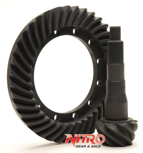 "Nitro Gear - 9-1/2"" 4.88 Ring & Pinion"