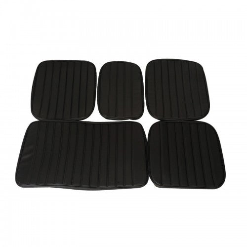 Front Seat Covers - 5 Pc Set - FJ40 1971-1972