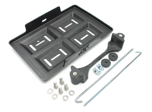 Battery Tray Kit - FJ40, FJ45 1958-1978