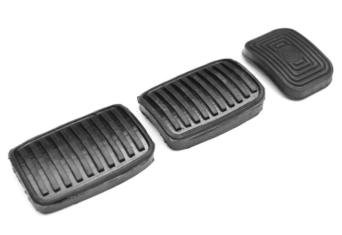 Pedal Pads, Brake, Clutch & Gas FJ40, FJ45, FJ55, BJ 1958-1978