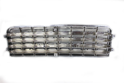 Front Grille - Chrome - FJ60 1980-1987