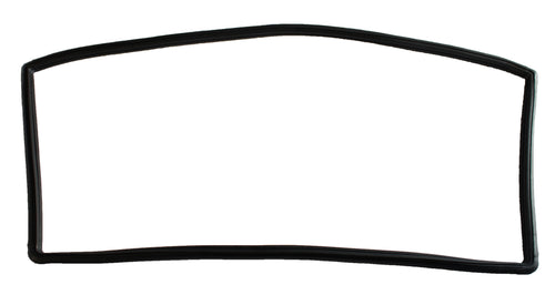 Weatherstrip - Windshield Seal to use w/Chrome Trim - Reproduction - 60 Series 1980-1990