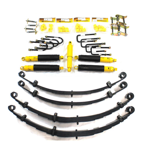 "ARB - OME - FJ60/FJ62 Lift Kit - 2"" Light Load w/ Shackle and Pins"