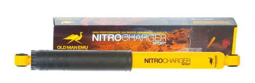 Nitocharger Shock - Rear -N76 - FJ40 1975-1984