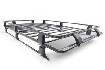 Steel Roof Rack w/ Mesh - 87x49in - FJ60, FJ62, FJ80, BJ 1980-1990