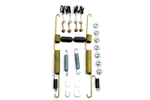 Drum Brake Hardware Rebuild Kit FJ40, FJ45, FJ60, FJ62, FJ80 1980-1984