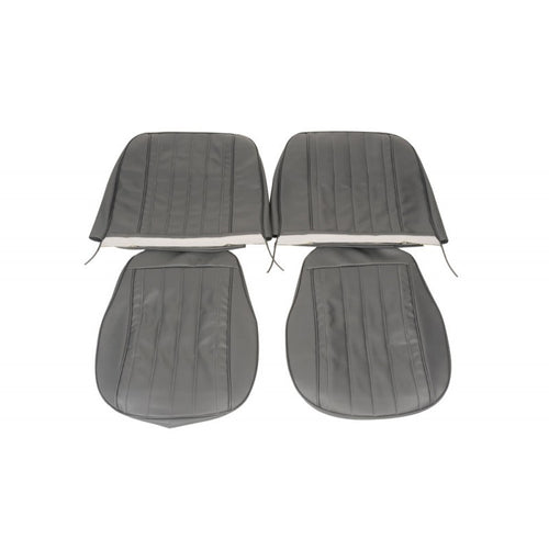 Seat Covers / Front - Hog Rings Included - FJ40, BJ 1979-1984