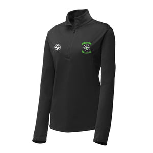 Ladies Lightweight 1/4 Zip