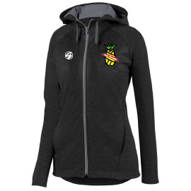 Ladies Full Zip Warm Up