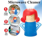 Oven & Microwave Steam Cleaner
