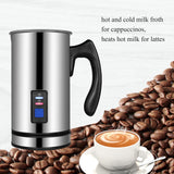 Smart Stainless Steel Electric Milk Frother