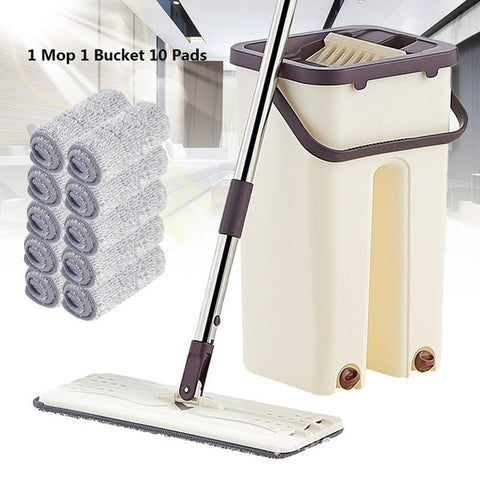 Smart Automatic Spin Self Cleaning Lazy Mop