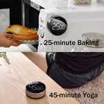 Magnetic LED Digital Kitchen Timer