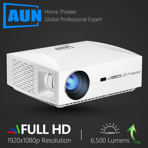 Full HD Projector. WIFI, LED MINI Projector Home Cinema