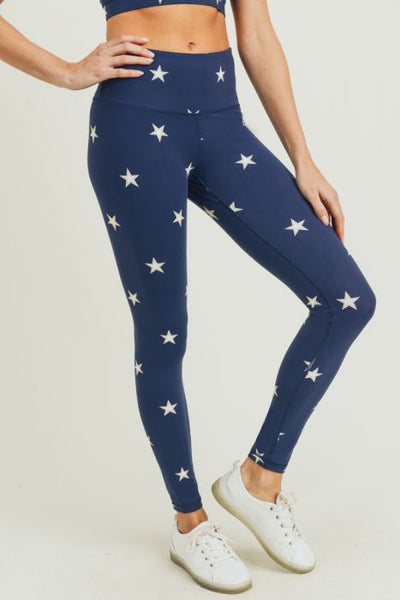 Wonder Star Leggings