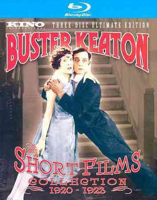 Buster Keaton: The Short Films Collection: 1920-1924
