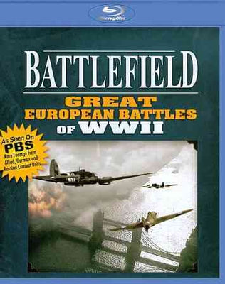 Battlefield Great European Battles Of WWII